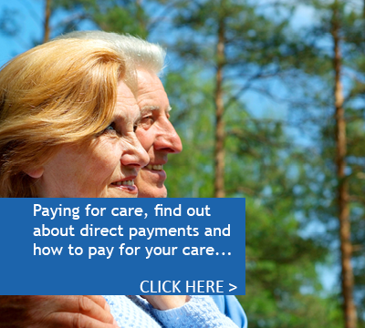 Paying for care 2